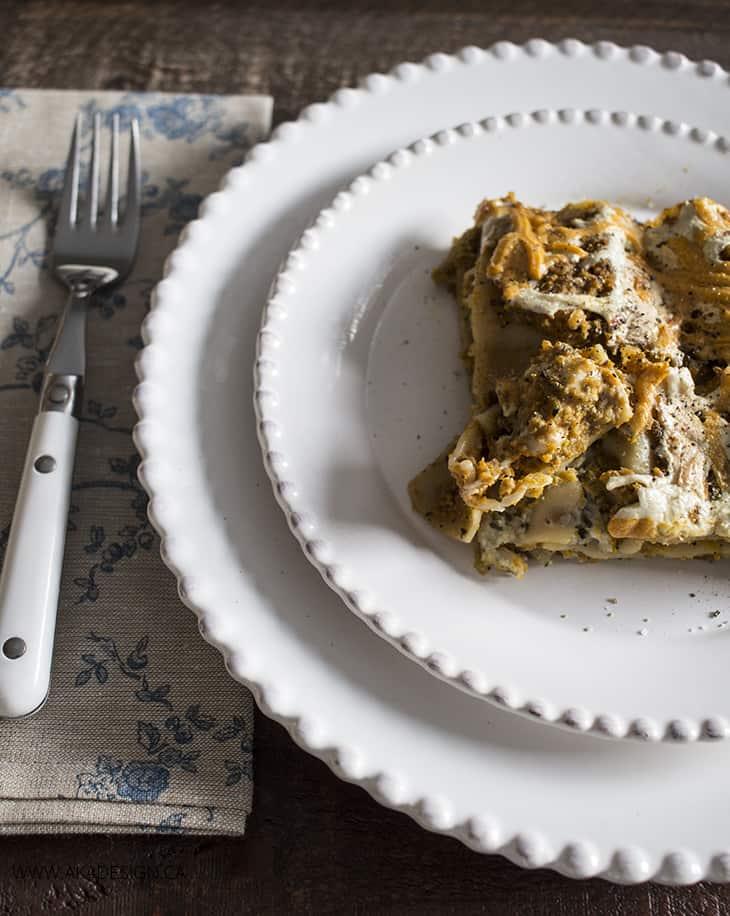 dairy free gluten free lasagna