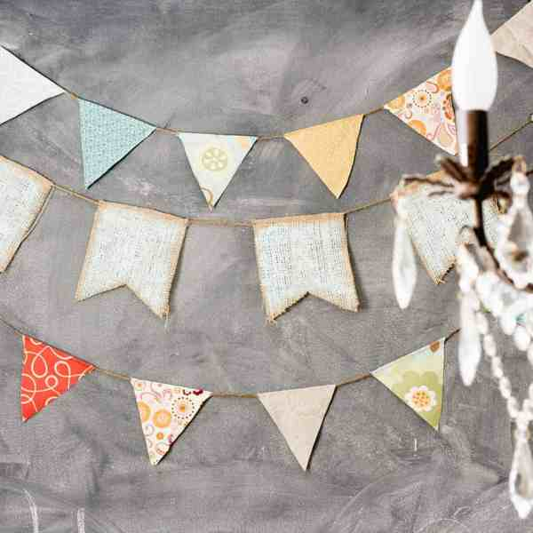 fabric banners and buntings