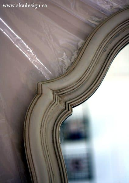mirror finish detail
