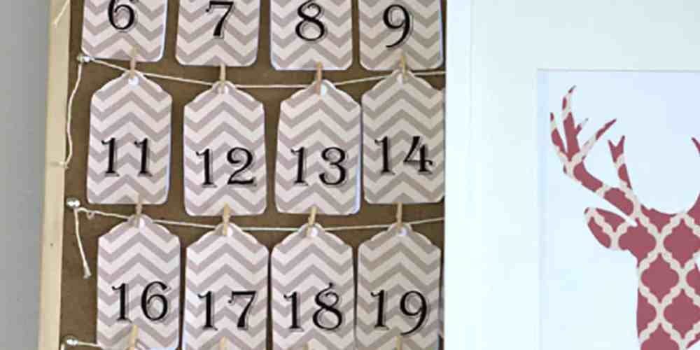Printable Scripture Advent Calendar