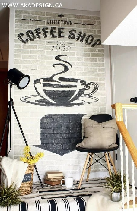 How to Create Old Brick Wall Advertising in Your House!