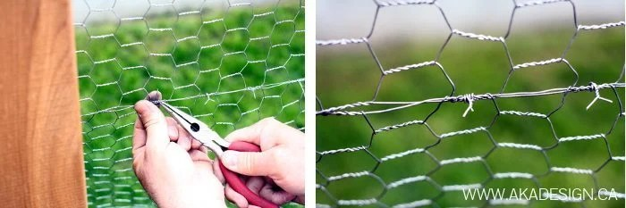 join wire netting