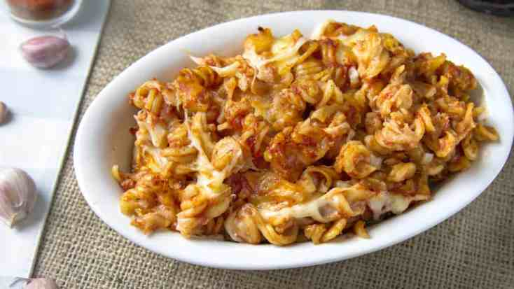 Baked Ziti Recipe - Can Be Made Gluten Free and Dairy Free!