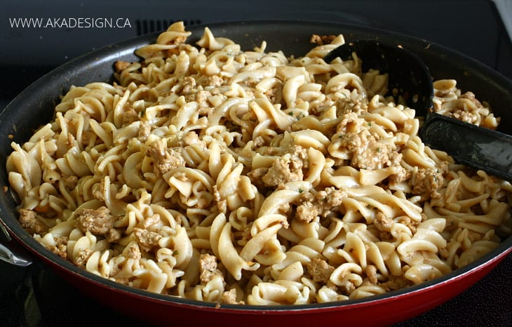 skillet hamburger helper
