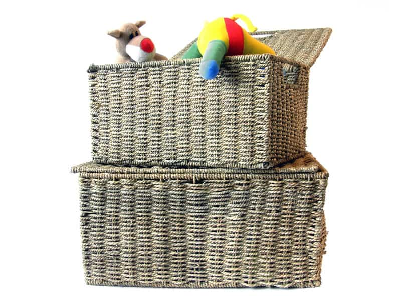 toy baskets