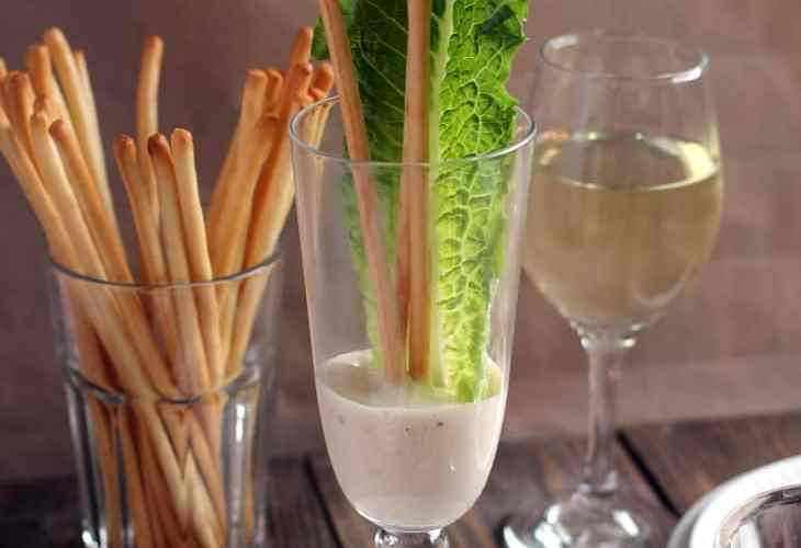 CAESAR SALAD DRESSING RECIPE DAIRY FREE