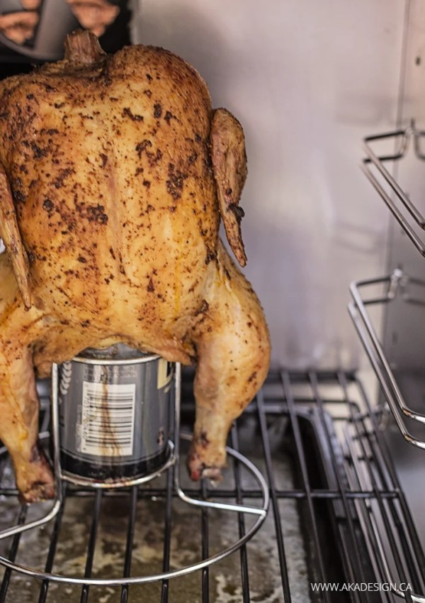 Beer Can Chicken Smoker Recipe