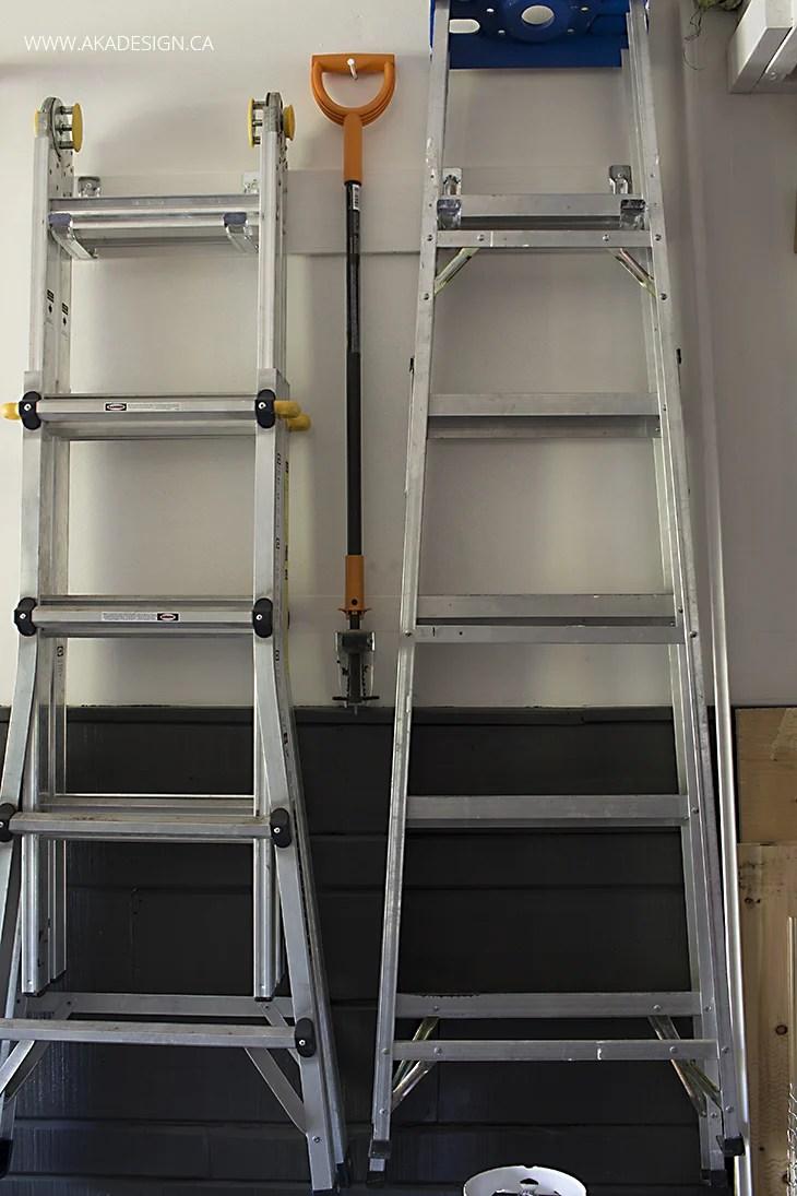 ladder brackets