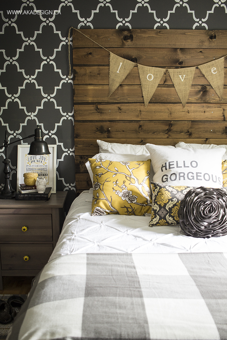 Bedroom - Hello Gorgeous Pillow