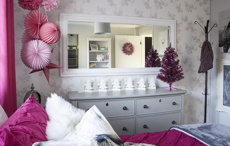 Home Made Lovely Girl's Room Makeover Blog 5