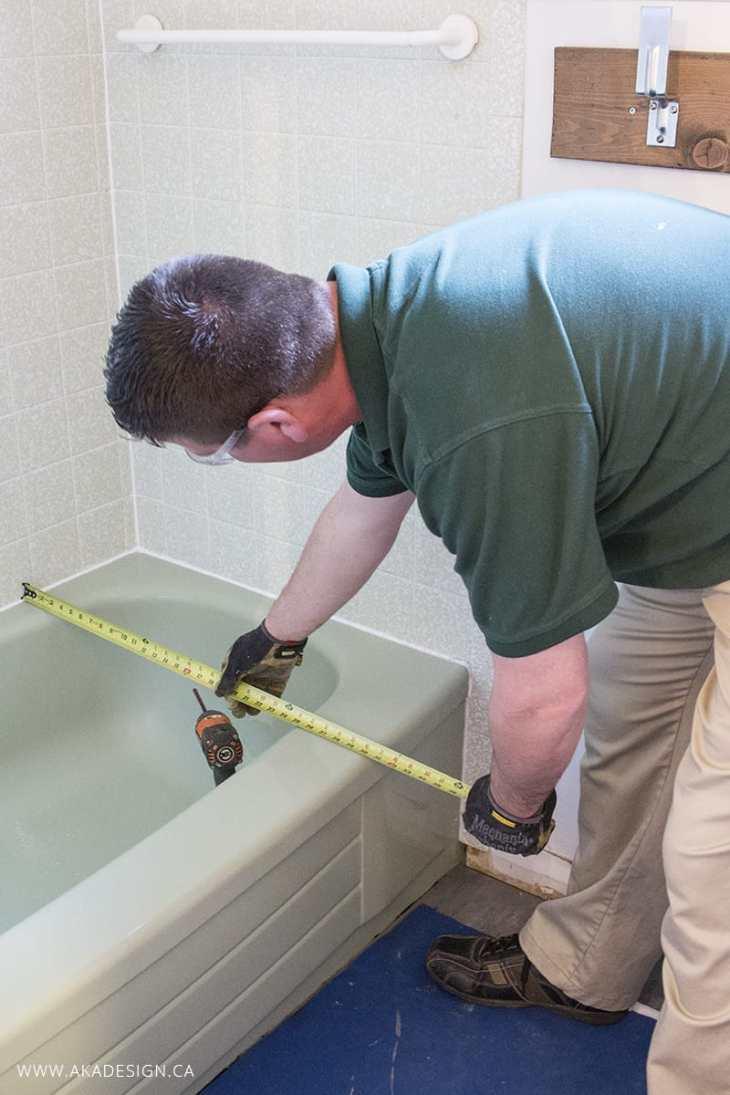 Jamie Measuring tub
