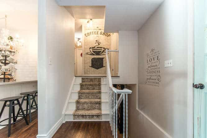 our-house-stairs-and-coffee-wall
