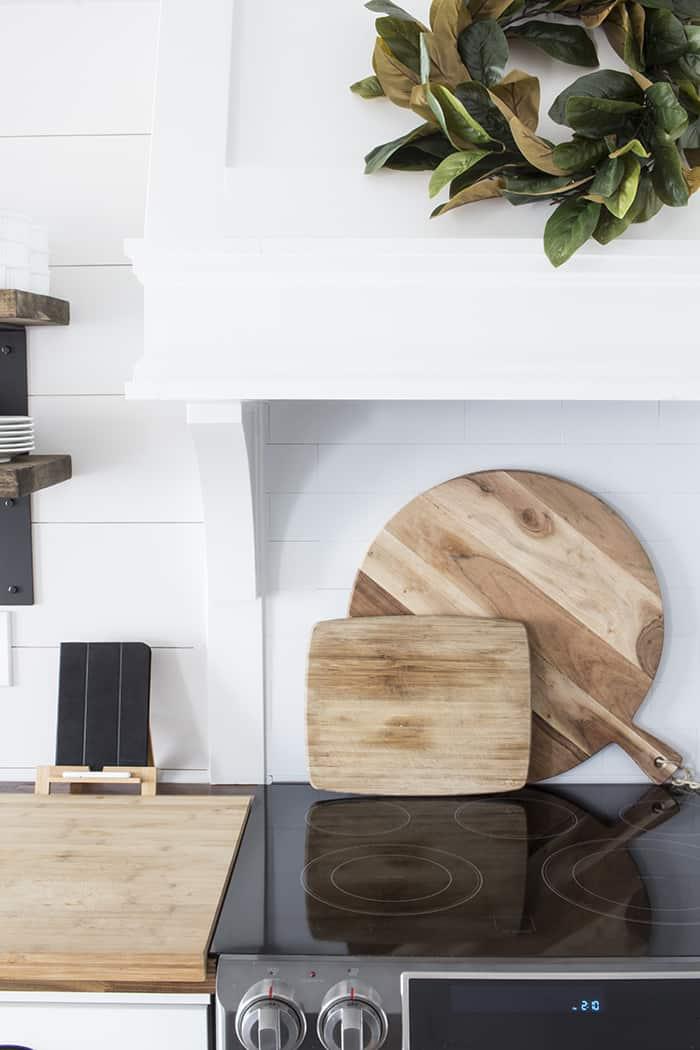 AKA Design kitchen stove