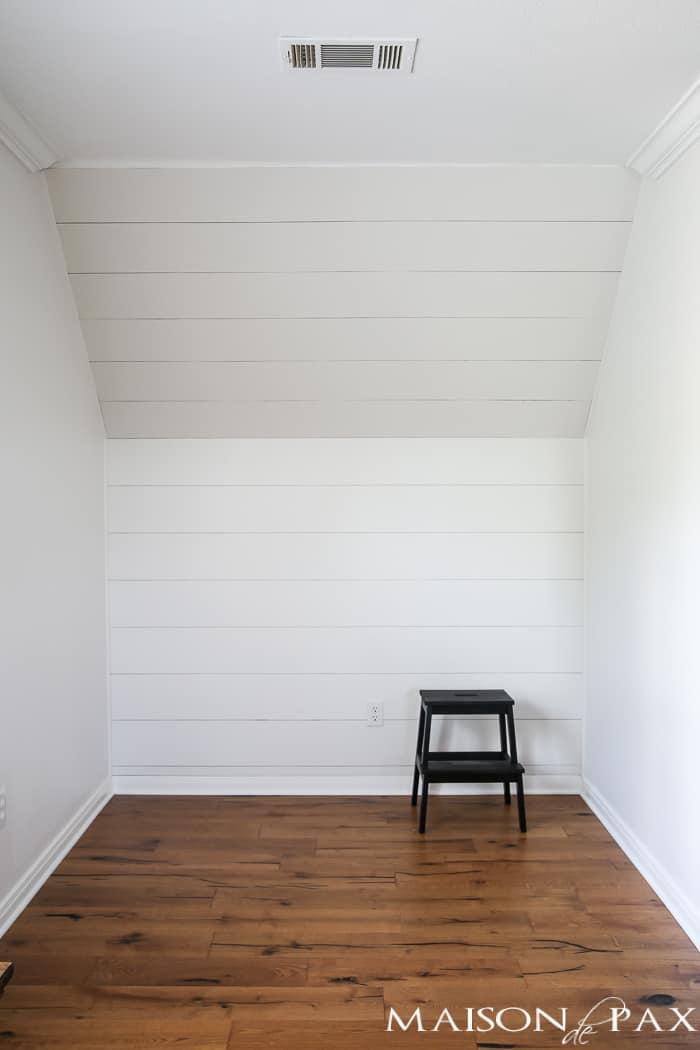 How-to-plank-a-wall-Maison de Pax
