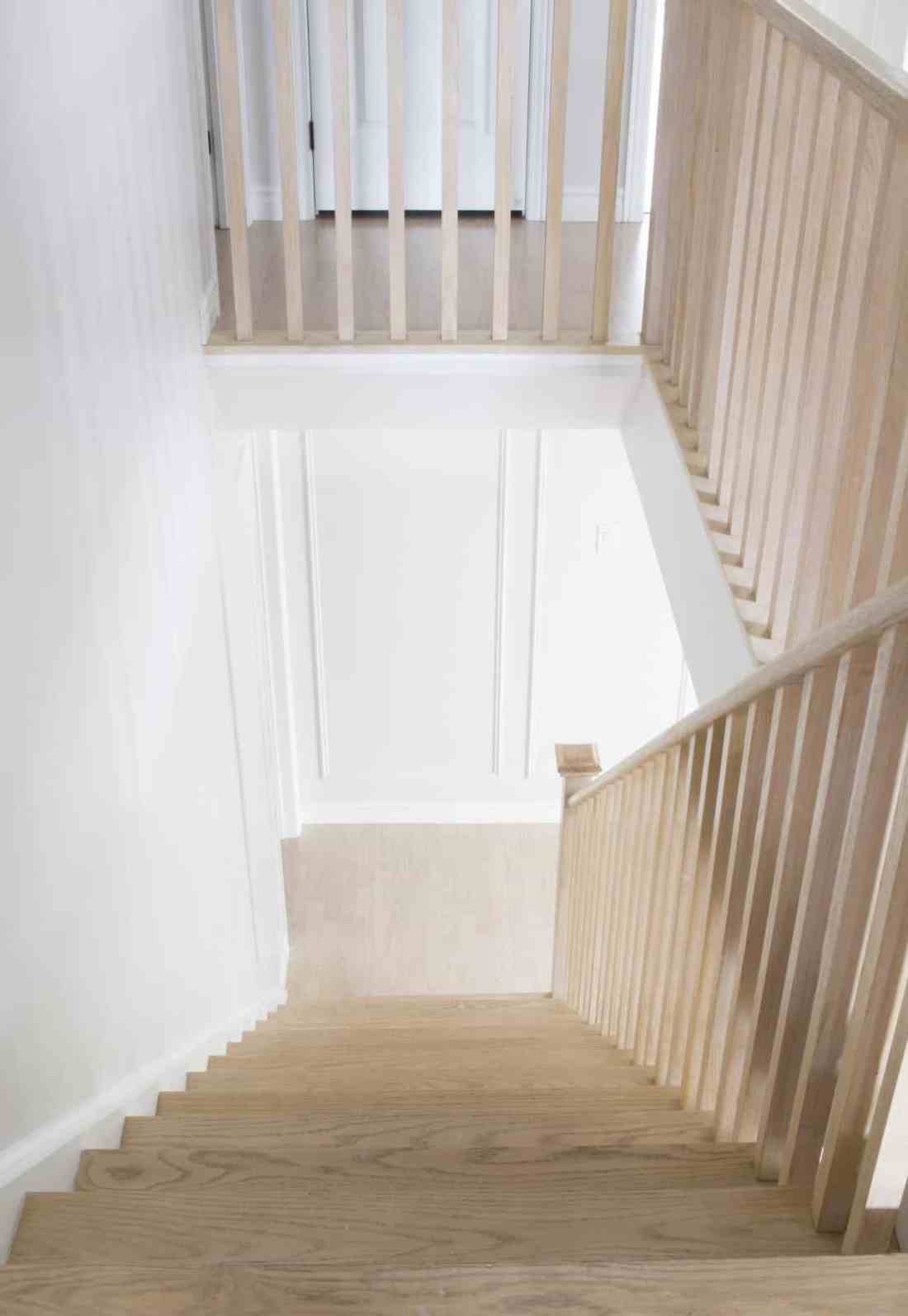 Home Made Lovely Stairwell After