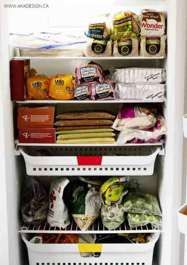 9 Freezer Cooking Recipes – Stocking the Freezer