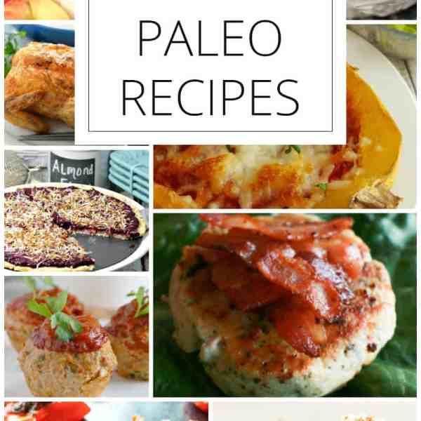 12 fall paleo recipes