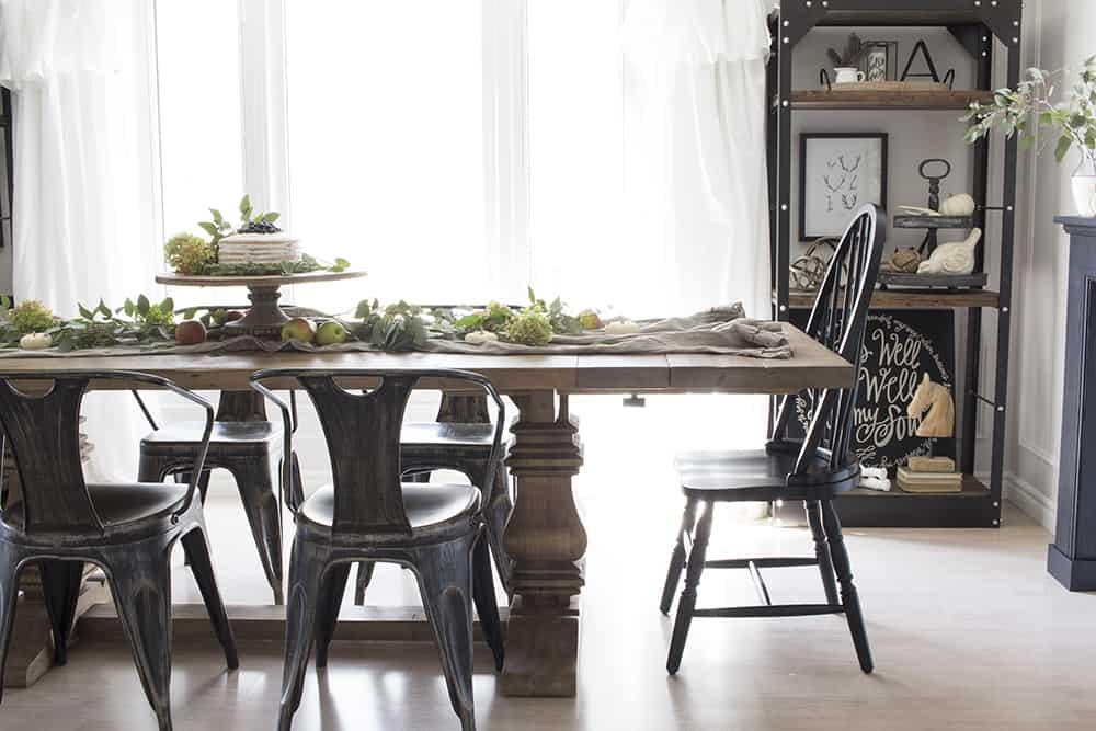 aka design dining room