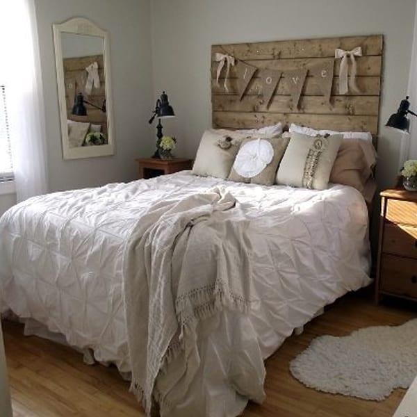 War Era Bungalow Master Bedroom
