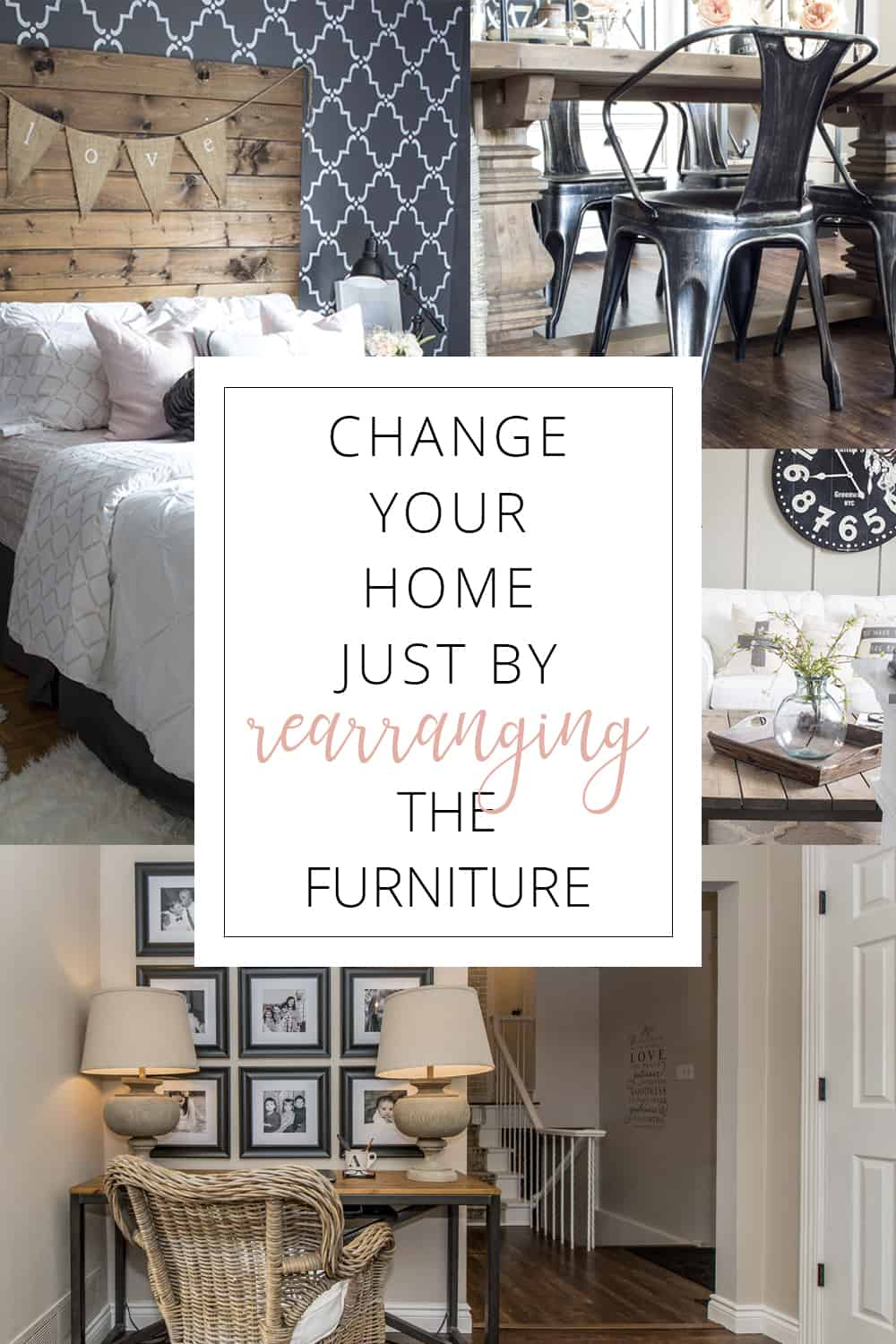 Rearranging Furniture Before And After rearrange the furniture