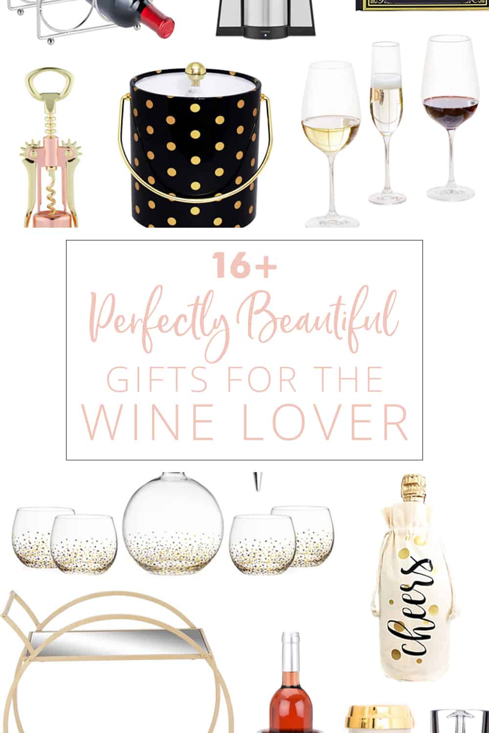 gifts for the wine lover