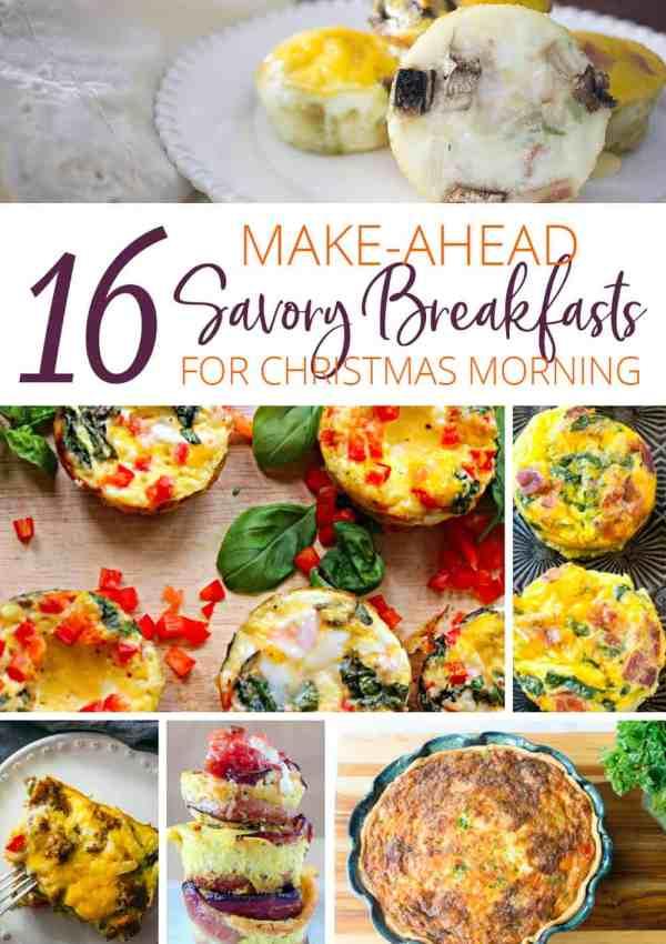 16 Make-Ahead Savory Breakfasts for Christmas Morning