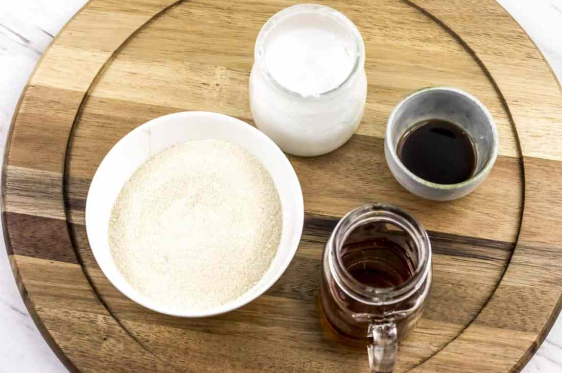 Paleo_Coconut_Flour_Shortbread_Cookies_Ingredients