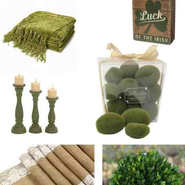 20 Farmhouse Style St. Patrick's Day Decor Finds