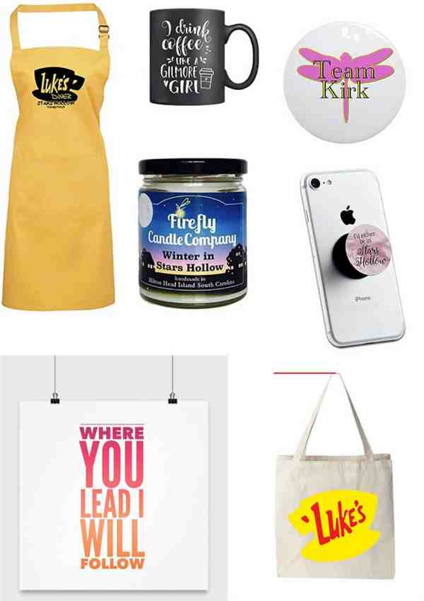 20 Items Any Gilmore Girls Fan Would Love