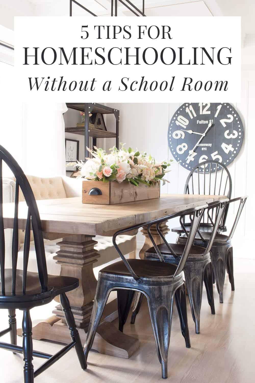 dining room school room