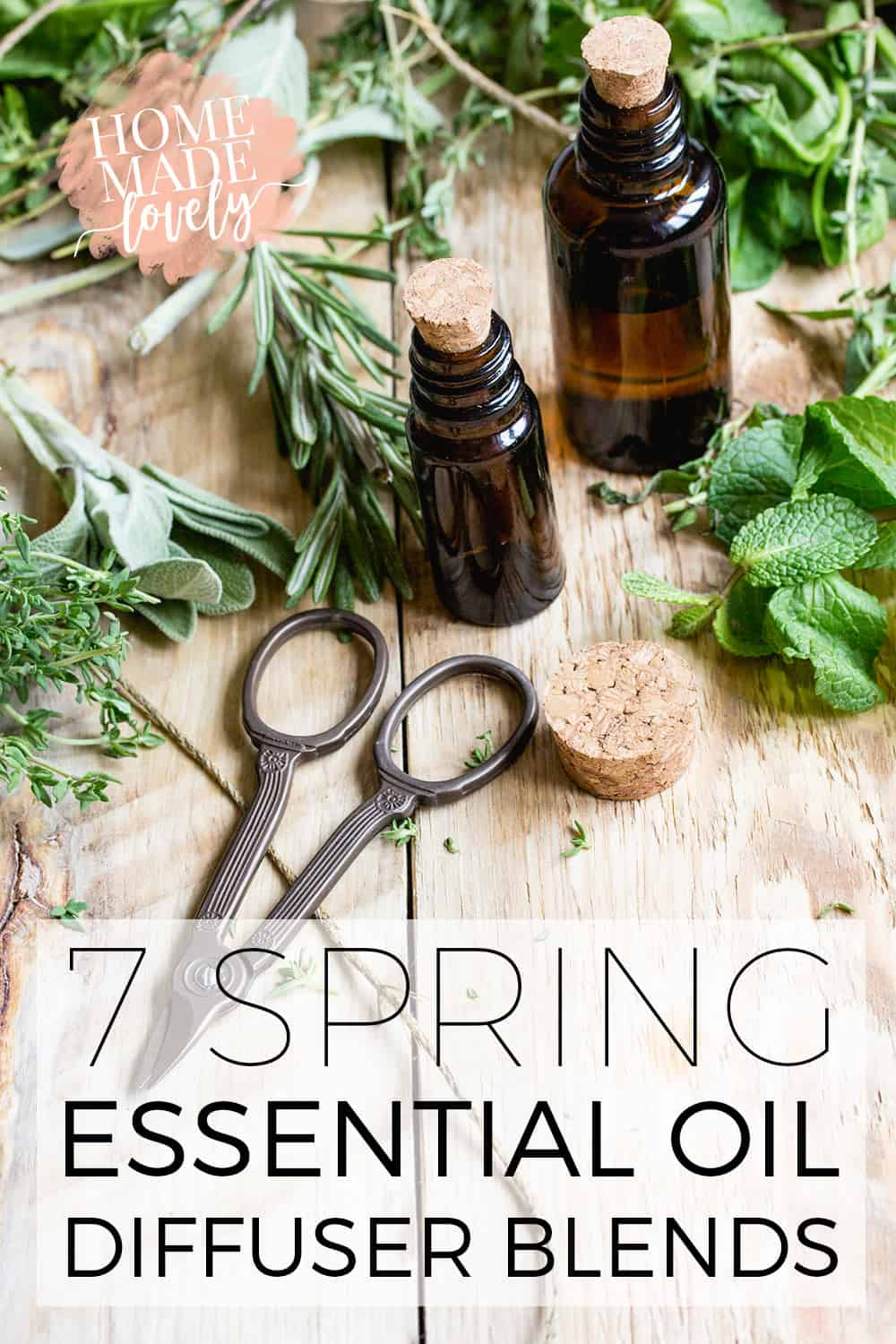 If you're ready to start spring cleaning now, want to rid yourself of the winter blues or are simply ready for spring renewal these spring essential oil diffuser blends are a great way to bring the sweetness of springtime indoors.