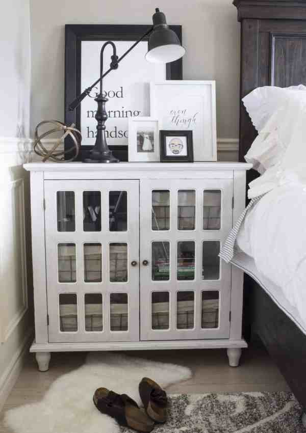 5 Tips for Choosing Non-Traditional Nightstands + More About Our Bray Accent Cabinets from The Brick