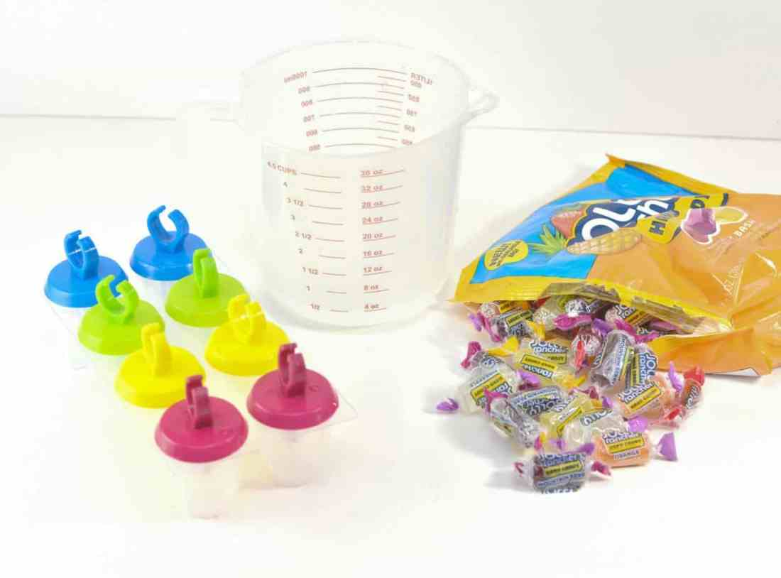 Jolly Rancher Ice Ring Pop ingredients