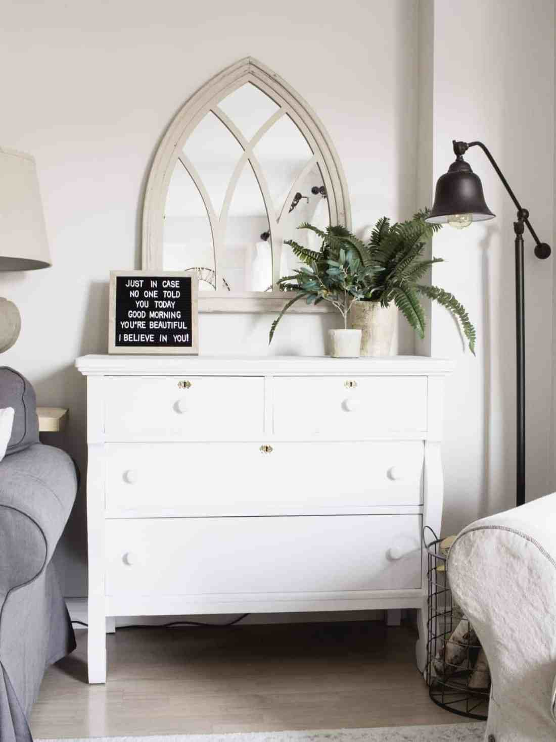 5 non-bedroom places to use a dresser