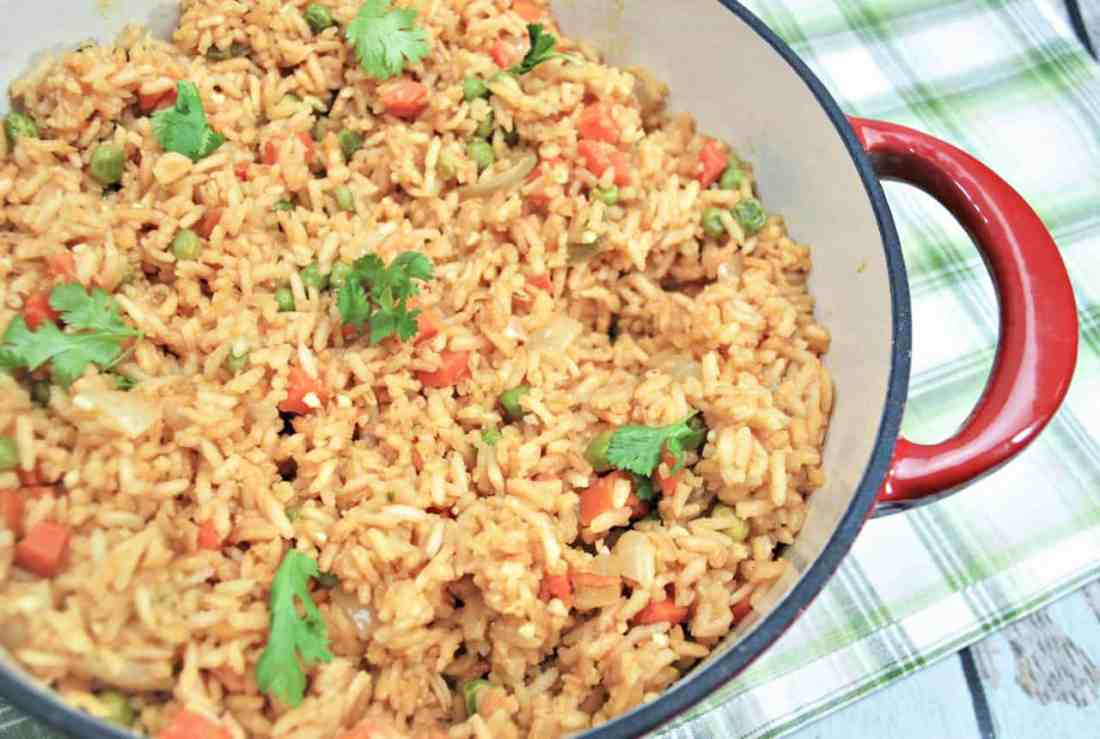 easy mexican rice