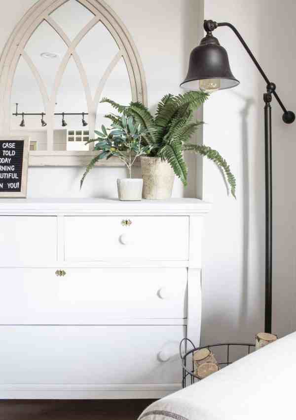 How to Give a Vintage Dresser a Makeover + 6 Non-Bedroom Places to Use a Dresser