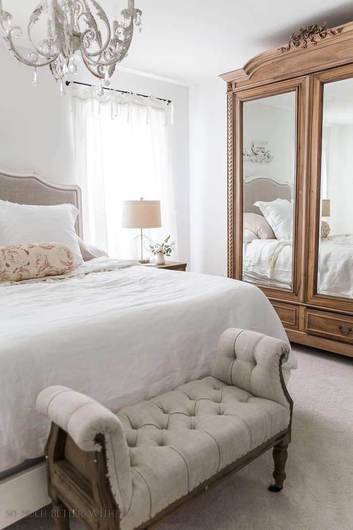 Jamie's bedroom