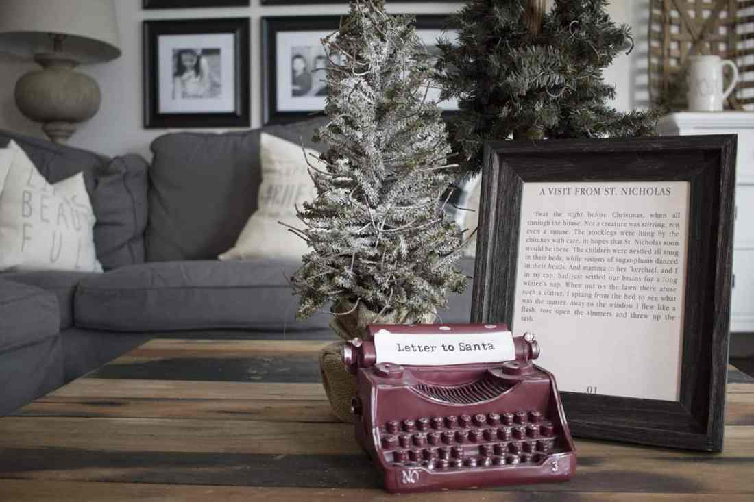 christmas 2018 printable