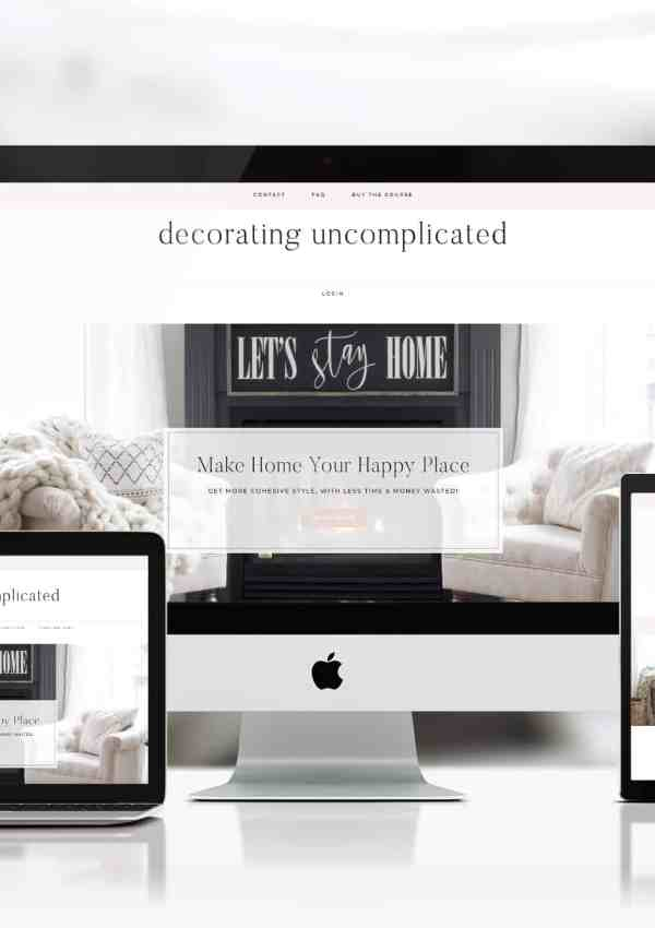 Decorating Uncomplicated – The How-to Decorate Course is Open for Enrollment!