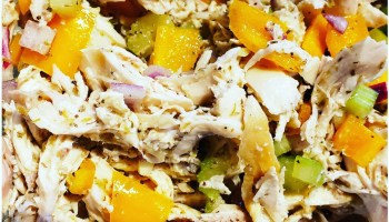 Healthier Chicken Salad
