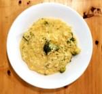 Cheesy Rice & Broccoli