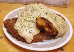 Chicken Fried Pork Chops w/ Gravy