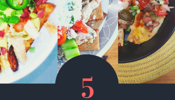 5 Nacho Recipes