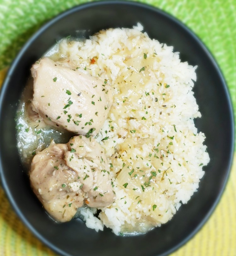 Lemon Butter Garlic Chicken