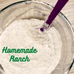 Homemade Ranch
