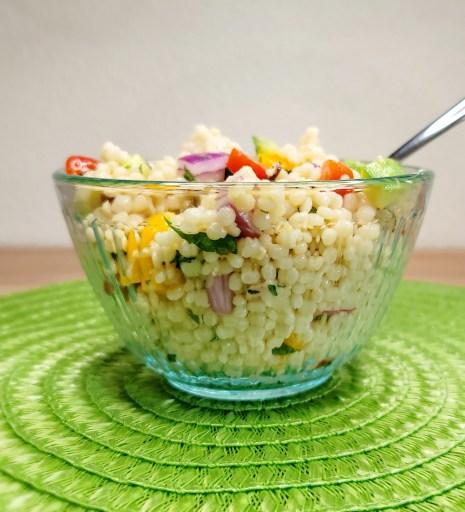 Colorful Couscous Salad