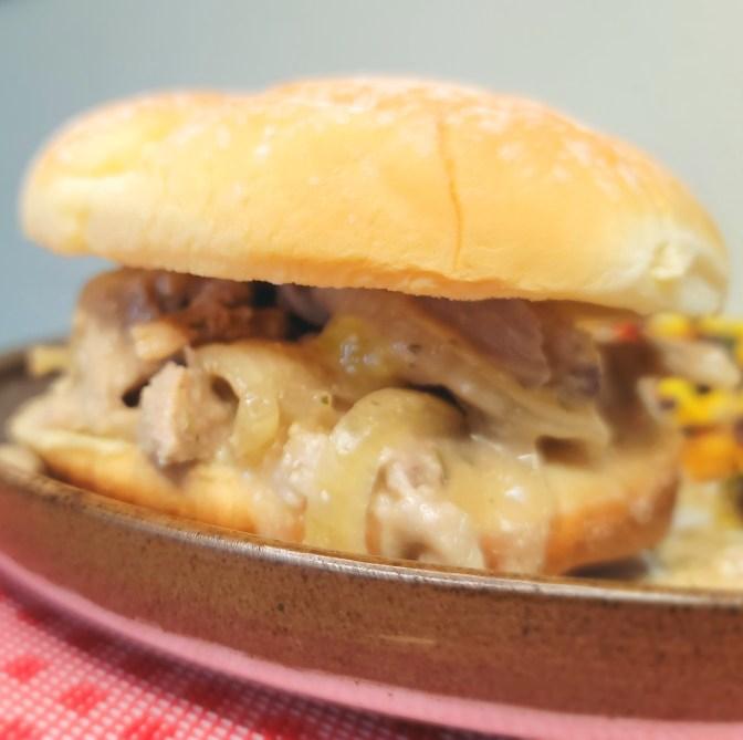 Mississippi Pork Sandwiches