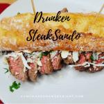 Drunken Steak Sando