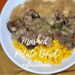Mashed Potato Bowl
