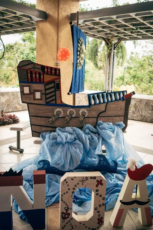 Homemade Parties DIY Jake and the Neverland Birthday01